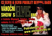 Vánoční show s Elvisem